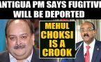 Mehul Choksi will be extradited: Antigua & Barbuda Prime Minister