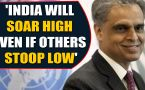 Syed Akbaruddin rebukes Pakistan for 'stooping low'