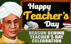 Teacher's Day, Why do we celebrate it?