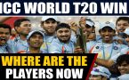 India's triumph in ICC World T20 turns 12: Where are the players now