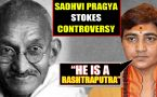 BJP MP Sadhvi Pragya calls Mahatama Gandhi 'Son of Nation', goes viral