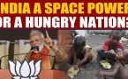 INDIA SLIPS 102 ON HUNGER INDEX