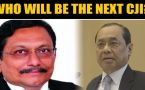 CJI Ranjan Gogoi recommends his successor