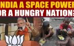 INDIA SLIPS TO 102 ON HUNGER INDEX
