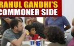 Rahul Gandhi visits Bengali Market in National capital for lunch, video goes viral