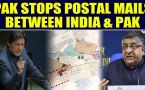 Ravi Shankar Prasad slams Pakistan over stopping of Postal Mails between nation