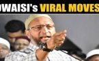 Watch Owaisi's entertainment packed avatar