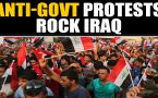 Protesters want govt change in Iraq