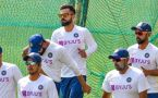 Ind vs Ban: 'Men in blue' sweat it out in Indore ahead of 1st test