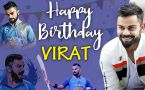 Virat Kohli turns 31 today