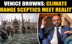 Venice floods: Council office drowns after rejecting climate change proposals
