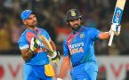 Treat for everyone to watch Rohit Sharma bat: Washington Sundar