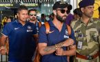 India vs Bangladesh 2nd Test: India, Bangladesh teams arrive in Kolkata for 2nd Test