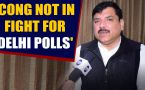 Sanjay Singh attacks BJP over Delhi tap water controversy