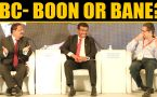 Great minds brainstorm at India Banking Conclave