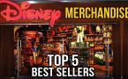 Disney merchandise are as popular as the movies: Here are the top 5 bestsellers