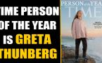 Time person of 2019: Climate activist Greta Thunberg is youngest personality