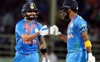 India vs West Indies : Kohli carried on and finished game for us, says KL Rahul