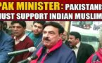 Pakistani Minister says India's Modi creating trouble for Indian Muslims