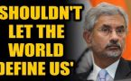 How S Jaishankar responds to questions on CAA, Kashmir on a world stage