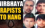 Nirbhaya case: 4 rapists to hang, Execution on 22nd January