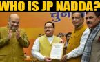 JP Nadda takes charge: Know how he rose through the BJP ranks