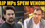 BJP MPs spew venom with 'goli maaro', 'rape, kill' fears against CAA protesters