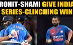 India vs New Zealand, 3rd T20I: Rohit, Shami guide India to a famous win in Super Over thriller