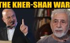 Anupam Kher hits back at Naseeruddin Shah with 'substance abuse' retort