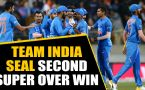 Shardul Thakur, Manish Pandey hand India another sensational Super Over win over NZ