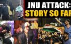 JNU violence: How it unfolded and all the latest developments