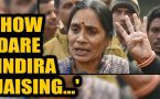Nirbhaya's parents fume over Indira Jaising's suggestion to forgive Nirbhaya's rapists