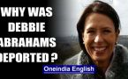British MP Debbie Abrahams questions deportation, Cong divided over move