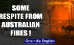 Australia fires: Blaze in New South Wales   contained, flood warning issued