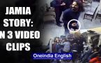 Jamia violence: 3 video clips tell different versions of story