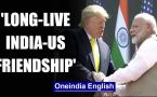 Namaste Trump: PM Modi's warm welcome for President at Motera stadium