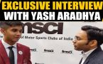 Exclusive Interview: Bengaluru-boy Yash Aradhya takes giant leap in Indian motorsport