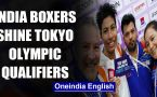 Five India boxers qualify for Tokyo Olympics at Asian Qualifiers