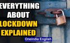 India lockdown: Everything you need to know about life under 21-day curfew
