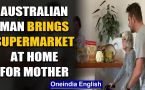 Covid-19: Australian filmmaker brings supermarket at home for 87-year-old mother amid lockdown
