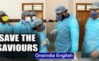 India races to control hospital outbreaks, supply PPEs and other tools
