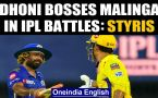MS DHONI OWNS LASITH MALINGA IN IPL BATTLES BETWEEN CSK & MI: SCOTT STYRIS