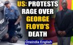 George Floyd: An African American's death sparks protests against racial discrimination in US