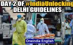 Day 70: Delhi seals borders, residents to take a call on patients from outside