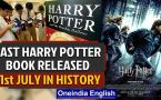 Harry Potter and the Deathly Hallows published, other events in history