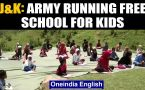 Army running free school for disadvantaged kids in Ramban amid COVID-19