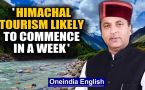Covid-19: Himachal Pradesh CM says tourism likely to commence in a week