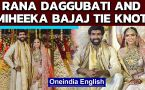 Telugu actor Rana Daggubati and entrepreneur Miheeka Bajaj are married now