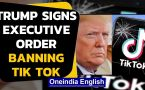 Trump signs executive order banning Tik Tok and WeChat from operating in 45 days