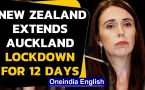 Coronavirus: New Zealand extends lockdown in Auckland for 12 more days